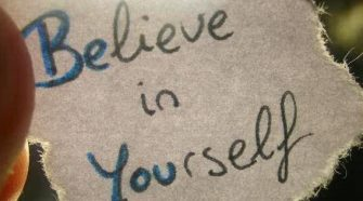 belive your self