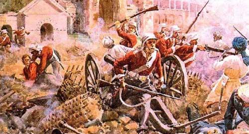 1857-Revolt