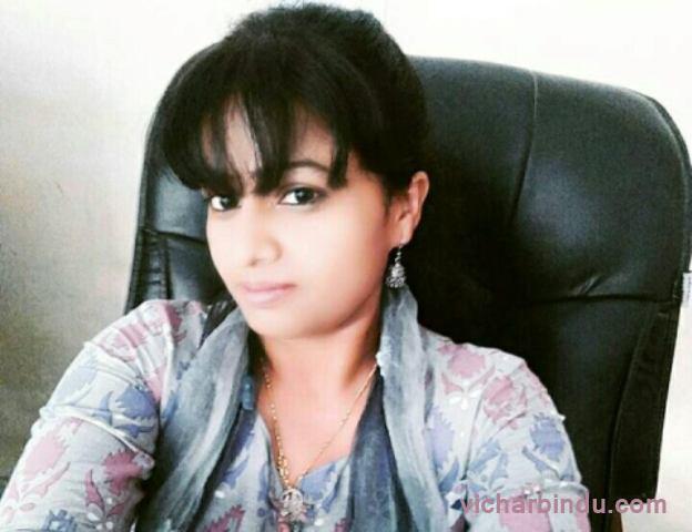 Bharti Jha vicharbindu