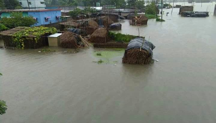 Flood Streets in Bihar - Issues and Solutions