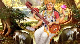Saraswati-Mata