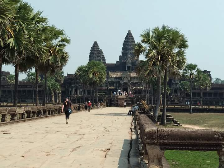 Cambodia and Angkor