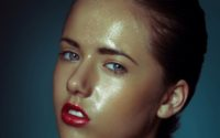 how to shine our face
