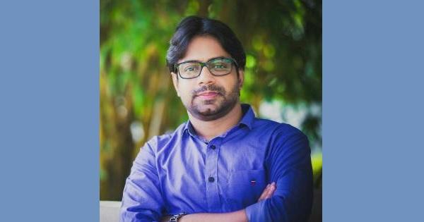 Image of writer Prabhat Ranjan Praneeth