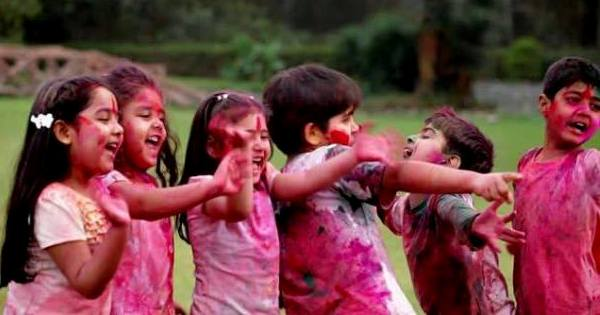 image of holi