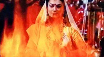 image of sita agnipriksha
